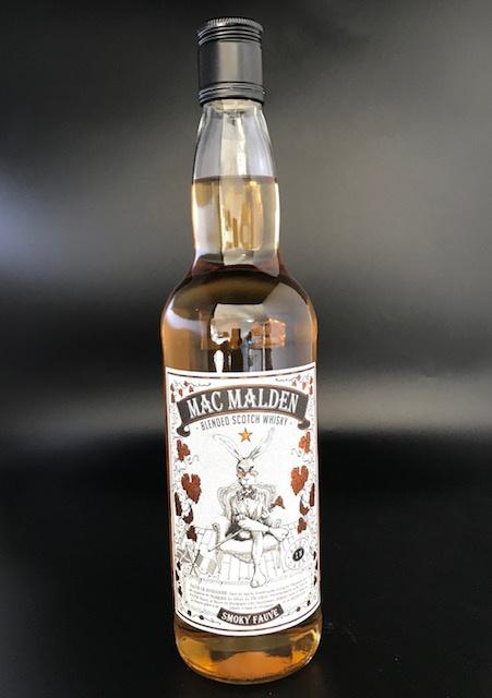 """Scotch Whisky blended """"Smoky Fauve"""" 43% - 70cl"""