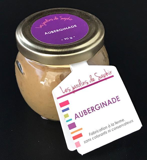 Auberginade - 90 gr