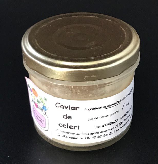 Caviar de Céleri - 90G
