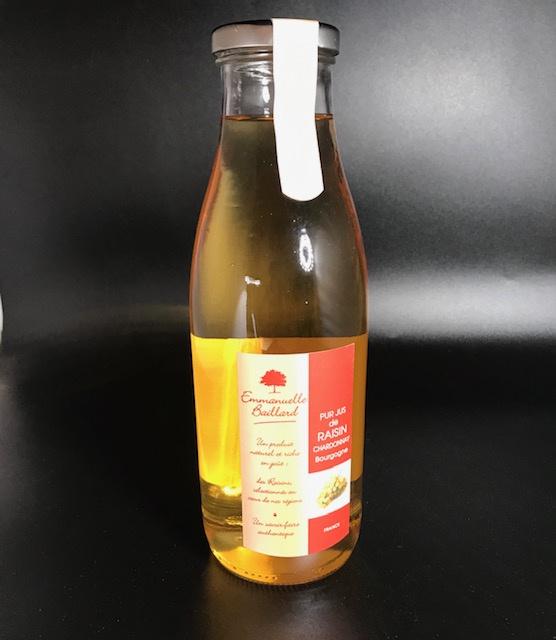 Pur Jus de Raisn Chardonnay -75 cl