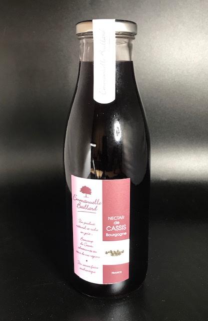 Nectar de Cassis  Noir de Bourgogne - 75 cl