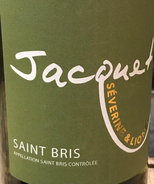 Saint Bris 2018 - 75cl