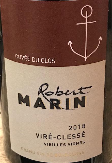 """Viré Clessé """"Cuvée du Clos"""" 2018 - 75cl"""