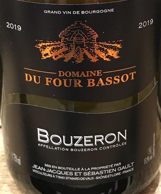 Bouzeron 2019  - 75cl