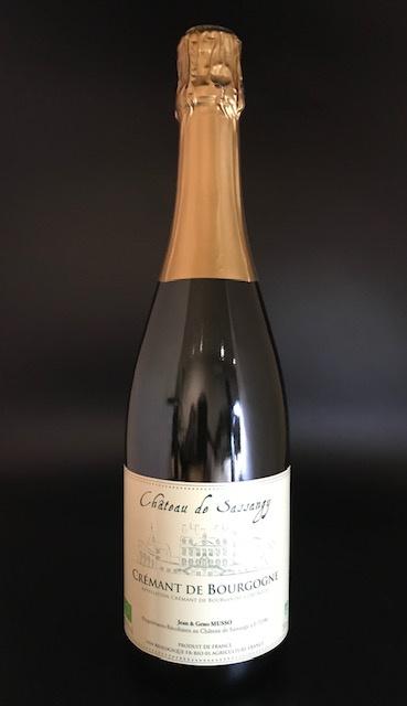 Crémant de Bourgogne Brut 2016 - 75cl