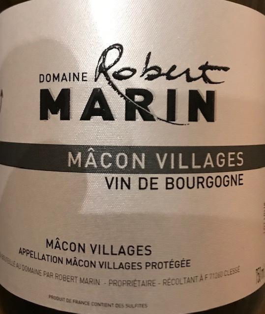 Macon village 2018 - 75cl