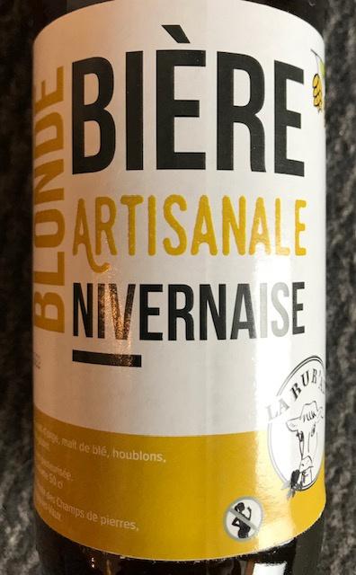 La Rur'Ale Nivernaise -  Bouteille 50 cl