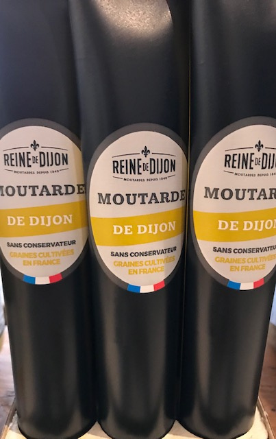 Tube de Moutarde de Dijon - 100 gr