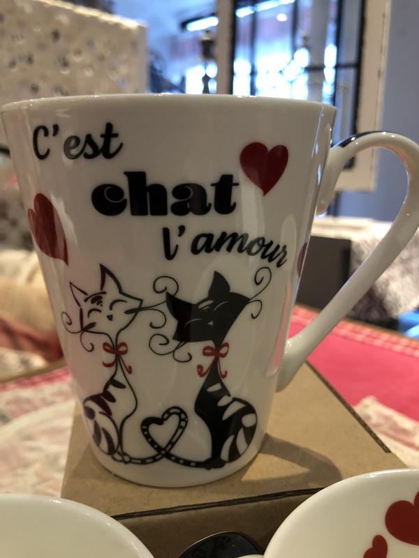 Mug Chouchou
