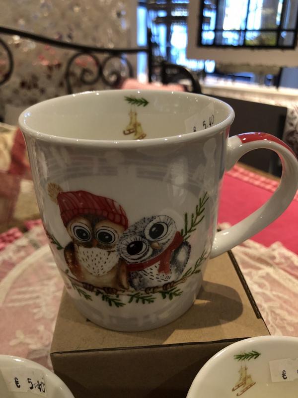 Mug Chouette
