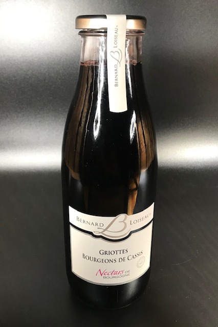 Nectar de Griottes et Bourgeons de Cassis (Loiseau) - 75CL