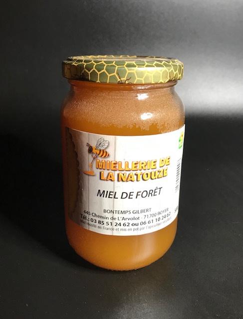 Miel de Forêt - Pot de 500 gr