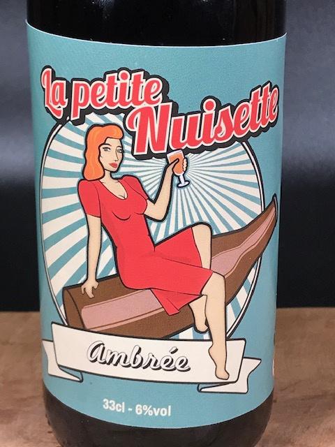 Bière Ambrée - Bouteille 33 cl