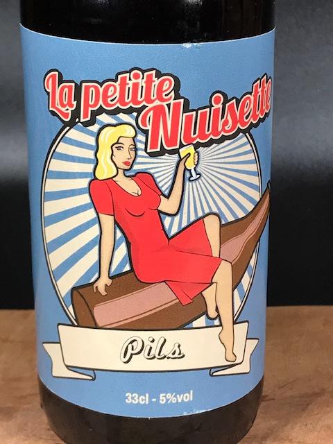 Bière Pils - Bouteille 33 cl