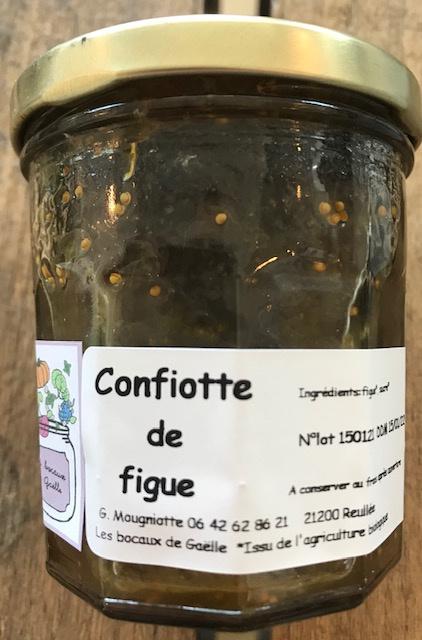 Confiotte de Figues - Pot 190 gr