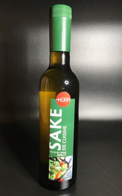 Saké de Cuisine Brut - 38 cl