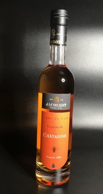 Liqueur Chataigne sous Etui - 18° - 35 cl
