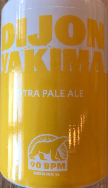 Dijon Yakima Citra Pale Ale - Canette 33 cl