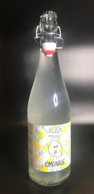 Limonade Artisanale 0% Bouteille fermeture mécanique - 78.5 cl
