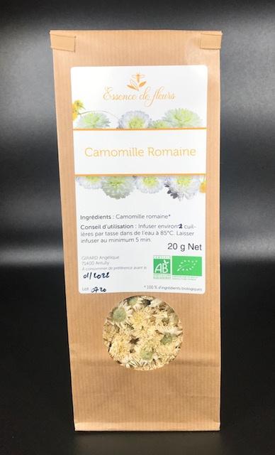 Tisane Camomille romaine