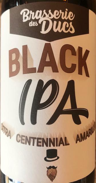 Bière Black IPA