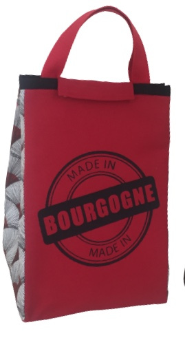 "SAC ISOTHERME ""MADE IN BOURGOGNE"""