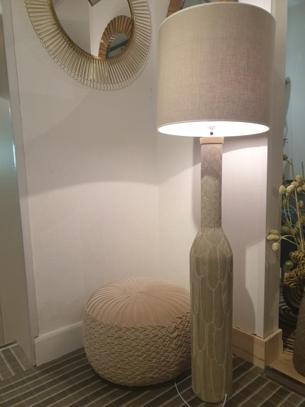 Luminaire Lampe avec abat jour