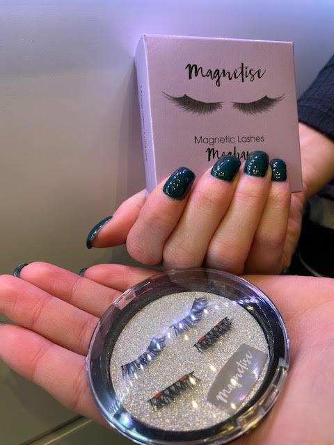 Faux cils magnétiques Meghan