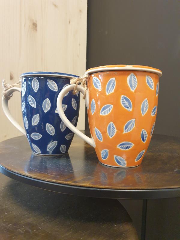 Mug filtre TIDIANE