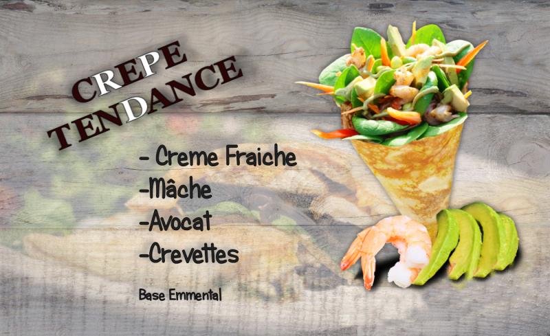 Avocat - Crevette
