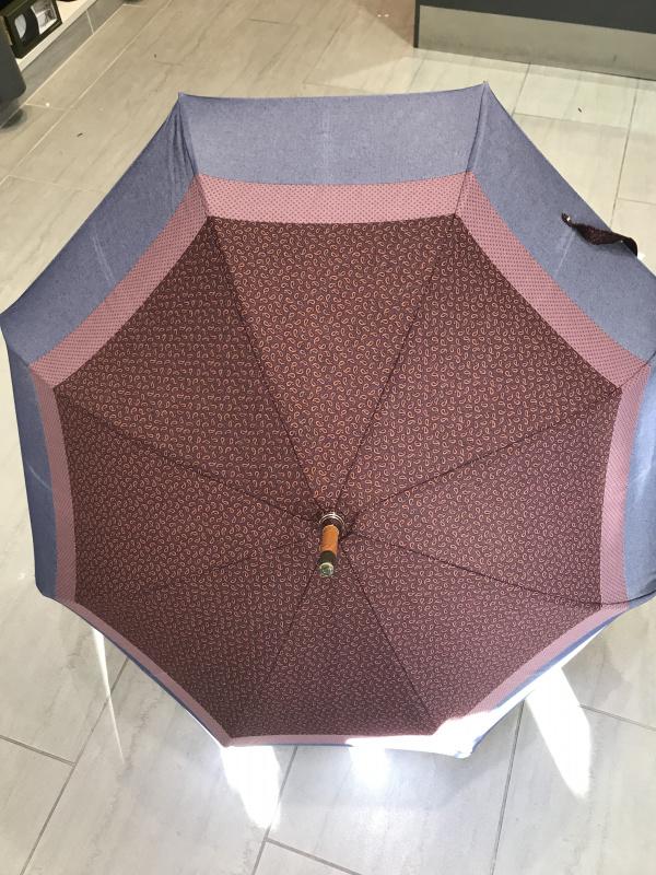 Parapluie grand manche   VAUX  Réf:5758 bordeaux