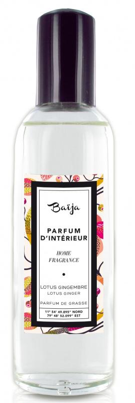 Parfum d'intérieur NUIT A PONDICHERY