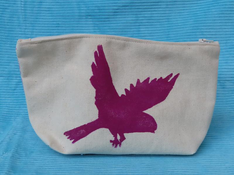 Pochette oiseau