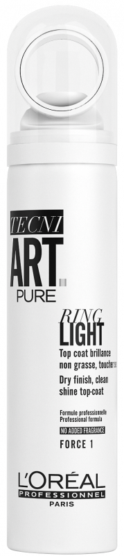RING LIGHT TOP COAT tecni art L'Oréal Professionnel