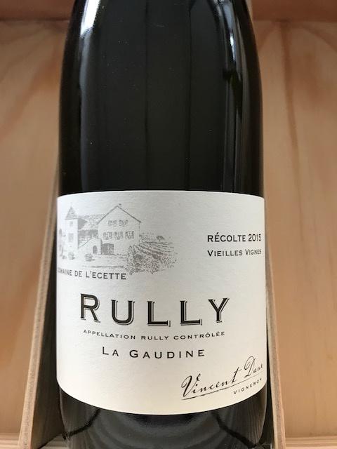 "Rully Blanc ""La Gaudine"" 2015 - 75 cl"