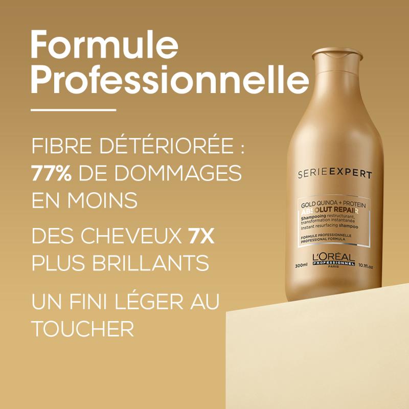 SHAMPOING NUTRIFIER à l'huile de coco L'Oréal Professionnel