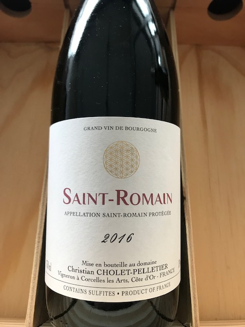 Saint Romain 2016 - 75CL