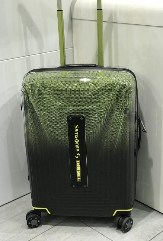 Valise cabine SAMSONITE NEOPULSE X  DIESEL 55/20