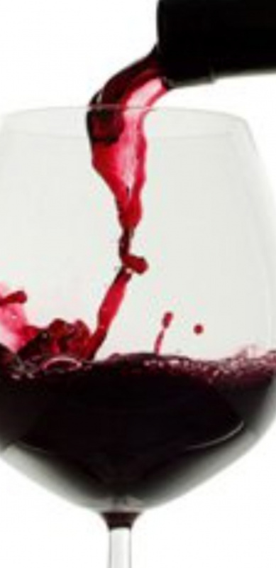 Verre à vin rouge MONTMARTRE DEGRENNE