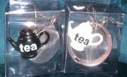 Boule à  thé théière