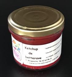Ketchup de Betteraves - Pot de 90 gr