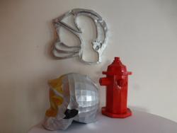 sujet pompier