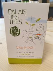 Vive le thé ! Palais des thés 20 sachets 9.90