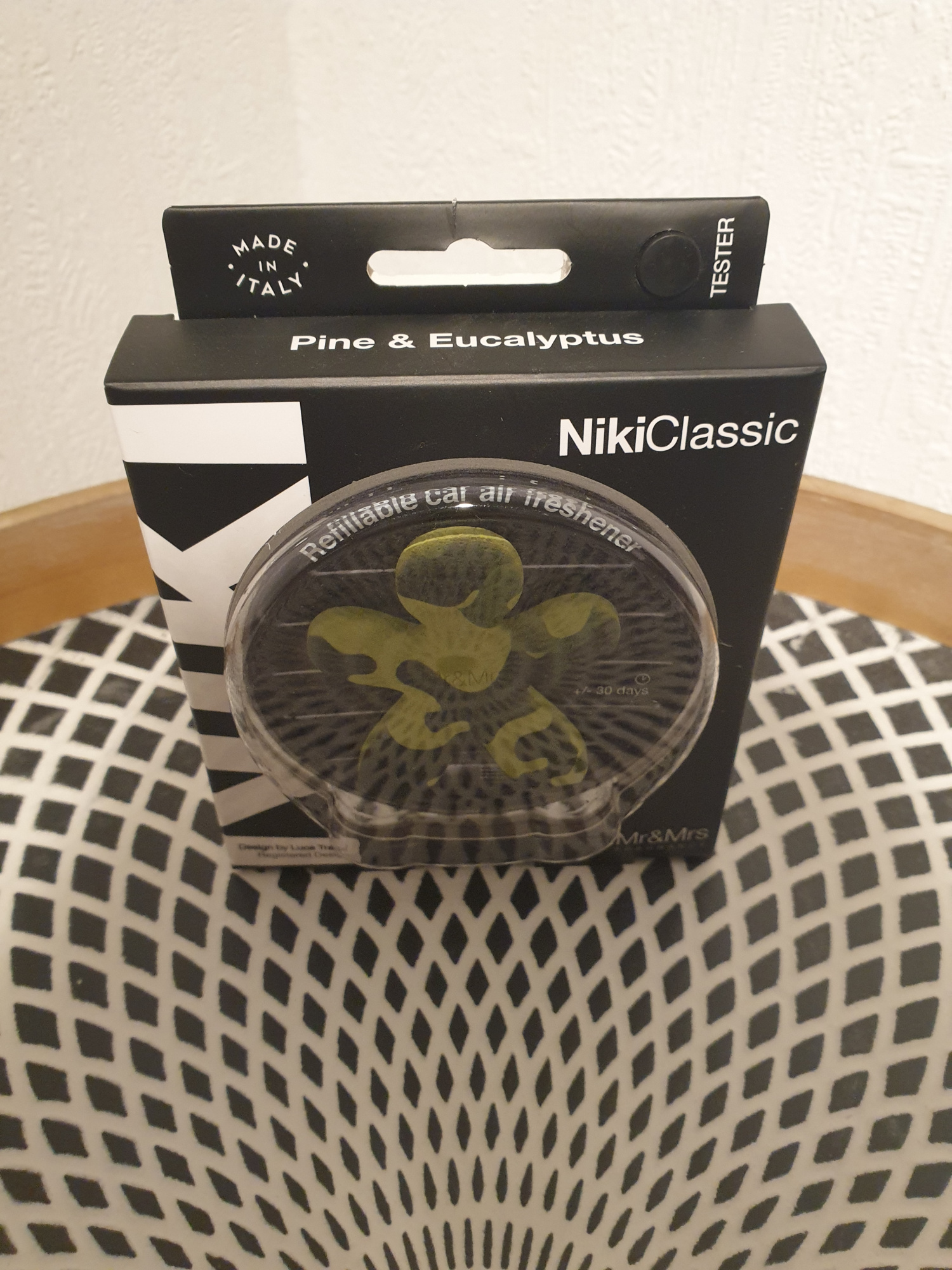 Niki Classic camouflage militaire parfum Pine et Eucalyptus