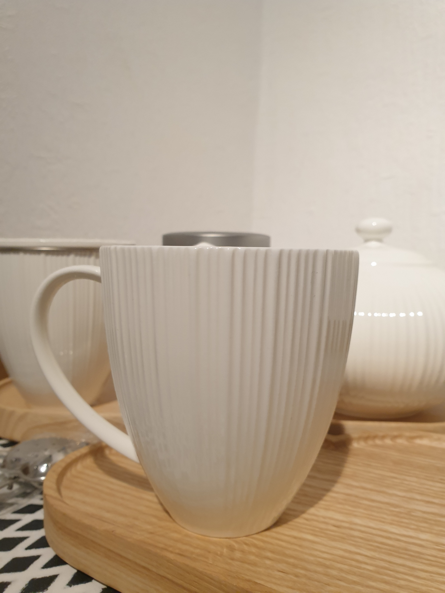 Mug Jeanne blanc 6